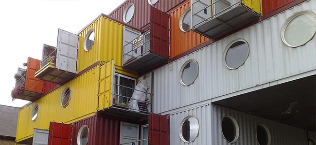 seriez vous pr t vivre dans un conteneur l 39 union des economes blog younited credit. Black Bedroom Furniture Sets. Home Design Ideas