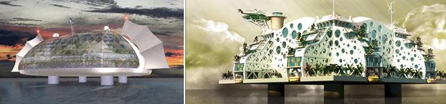 projet ville flottante 1 seasteading