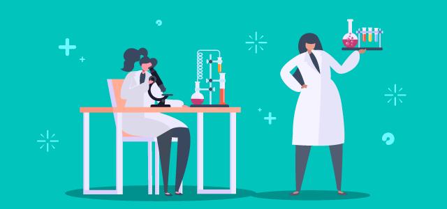 Journée internationale des femmes et des filles de la science, vue par Younited