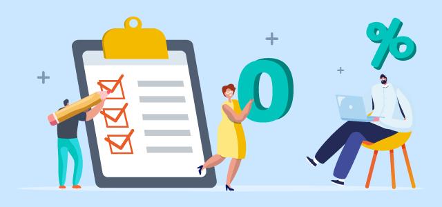 checklist documents prêt Taux zero
